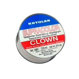 art.1081 Kryolan Supracolor Clown - szminka tłusta poj. 20ml.