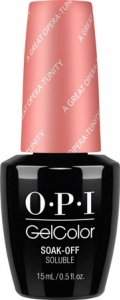 GCV25 OPI GelColor A GREAT OPERATUNITY/ Żel kolorowy 15 ml