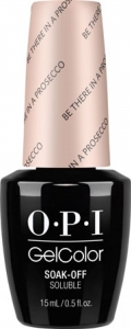GCV31 OPI GelColor BE THERE PROSECCO/ Żel kolorowy 15 ml