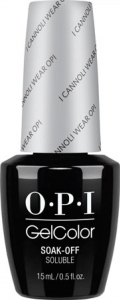 GCV32 OPI GelColor I CANNOLI WEAR OPI/ Żel kolorowy 15 ml