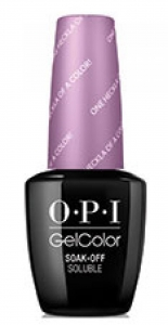 GC I62 OPI GelColor ONE HECKLA OF A COLOR!/ Żel kolorowy 15 ml