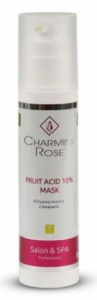 CHARMINE ROSE Aktywna maska z kwasami/ Fruit acid 10% mask 200 ml