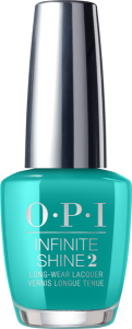 ISLN74 OPI Infinite Shine DANCE PARTY 'TEAL DAWN/ Lakier do paznokci 15 ml