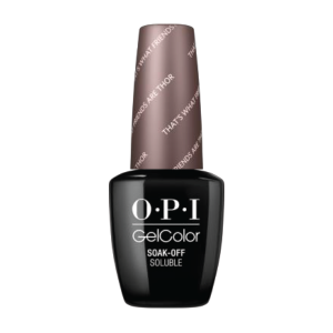 GC I54 OPI GelColor THAT'S WHAT FRIENDS ARE THOR/ Żel kolorowy