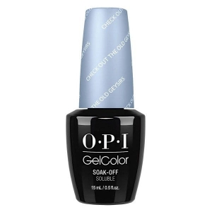 GC I60 OPI GelColor CHECK OUT THE OLD GEYSIRS/ Żel kolorowy 15 ml