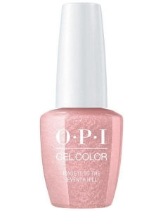 GC L15 OPI GelColor MADE IT TO THE SEVENTH HILL/ Żel kolorowy 15 ml