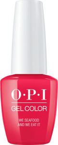 GC L20 OPI GelColor WE SEAFOOD AND EAT IT/ Żel kolorowy 15 ml