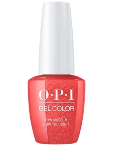GC L21 OPI GelColor NOW MUSEUM NOW YOU DON'T/ Żel kolorowy 15 ml