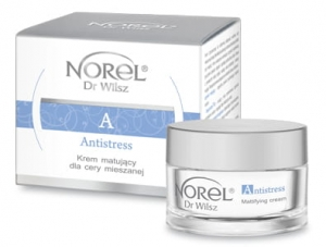 NOREL Antistress - Krem matujący 50ml