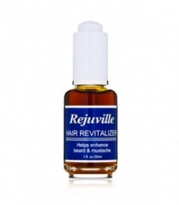 REJUVILLE Hair revitalizer/ Rewitalizer do włosów/broda,wąsy,tors/ 30ml