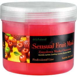 Linia Czerwona Sensual Fruit Mask 460ml.