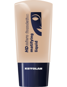 art.19140 Kryolan Mikro Foundation Matifying Liquid poj.30ml.