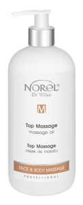 NOREL Top Massage - Olejek do masażu 500 ml