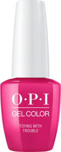 HPK09 OPI GelColor TOYING WITH TROUBLE/ Żel kolorowy 15 ml
