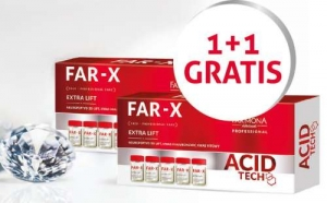 ACID TECH FAR-X Aktywny koncentrat mocno liftingujący PROFESSIONAL CARE 5x5 ml (1 + 1 GRATIS)