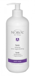 NOREL Anti-age - Tonik regenerujący 500 ml